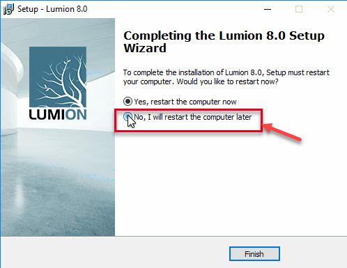 آموزش نصب نرم افزار Lumion 8 | گروه تخصصی نرم افزار JB-TEAM