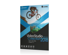 corel video studio 2018