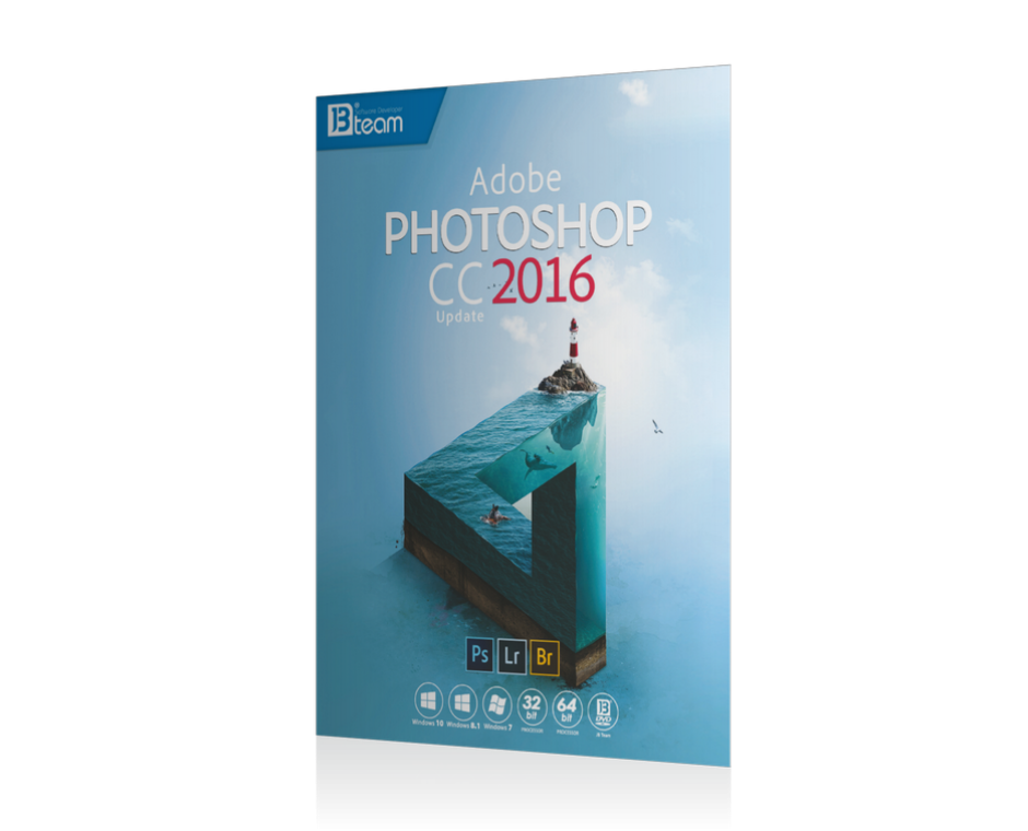 photoshop CC up 2016