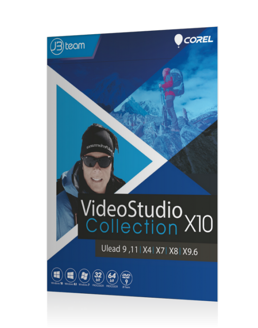 Corel video Studio x 10