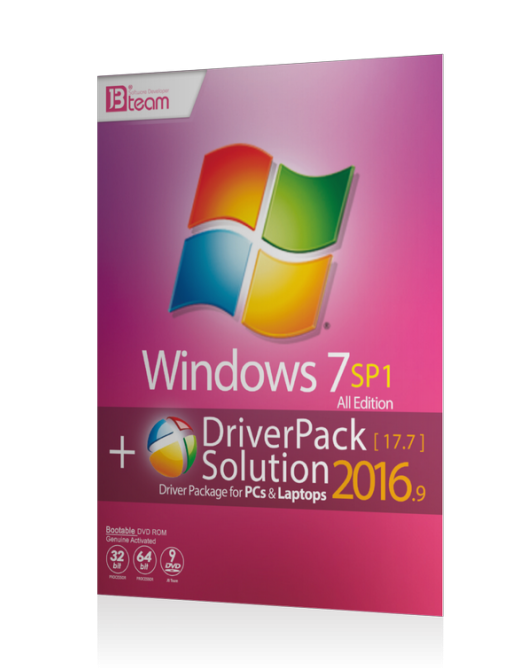 windows 7 + Driver