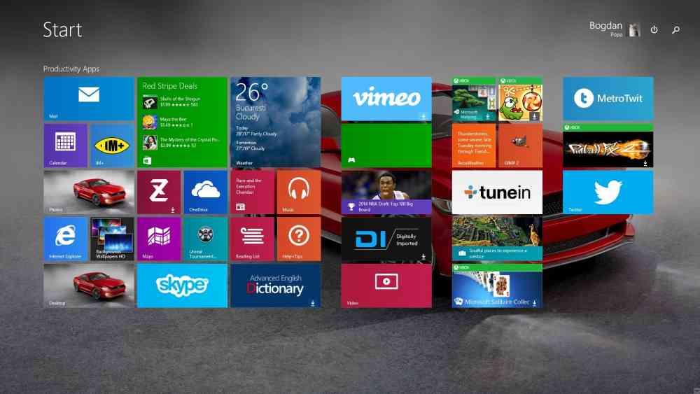 ویندوز 8.1 همراه با درایور