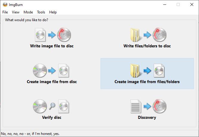 آموزش ایمیج گرفتن از دیسک