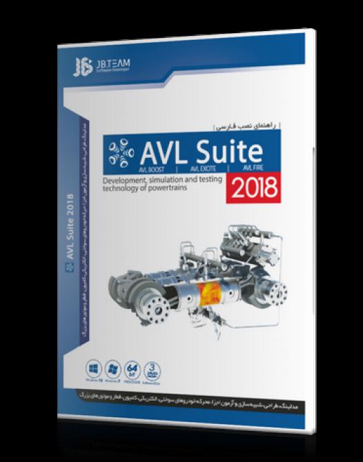 نرم افزار AVL Suite 2018