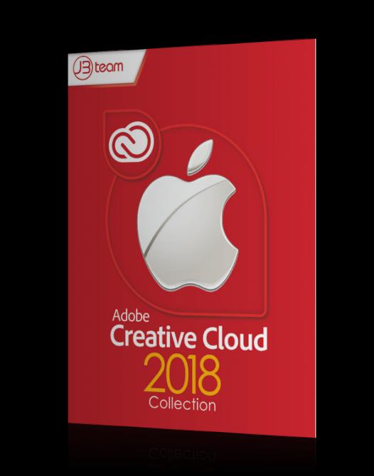 adobe cc- 2018 mac