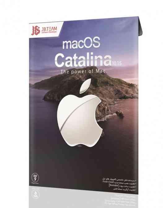 10.15 macOs Catalina