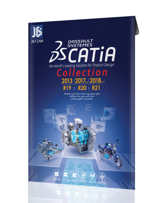 JB Catia Collection