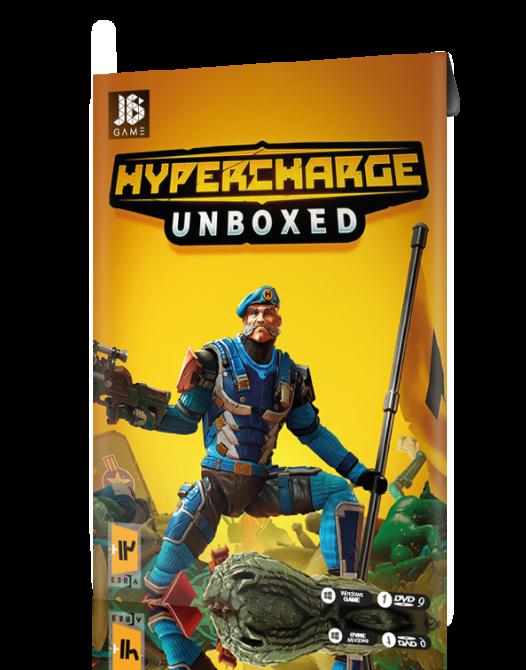 بازی Hypercharge Unboxed