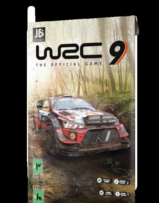 بازی دبلیو آر سی 9 - WRC 9