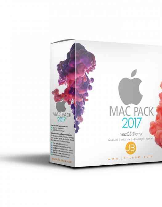 JB Mac Pack 2017