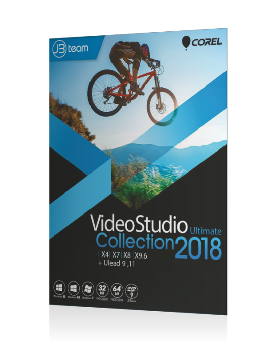 corel video studio 2018
