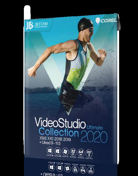 نرم افزار کورل ویدئو استودیو 2020